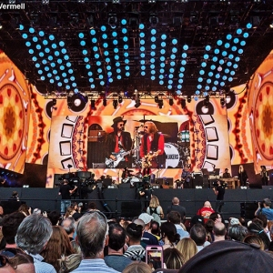 Tom Petty & The Heartbreakers Londres Hyde Park 2017.10