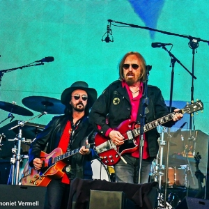 Tom Petty & The Heartbreakers Londres Hyde Park 2017.6