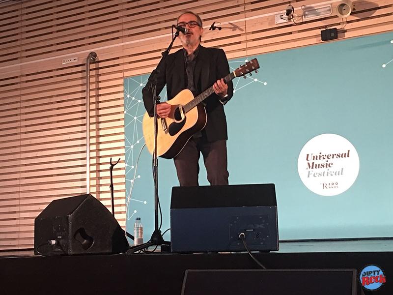 Fernando Alfaro presenta Sangre de Surcos en el Teatro Real 2017