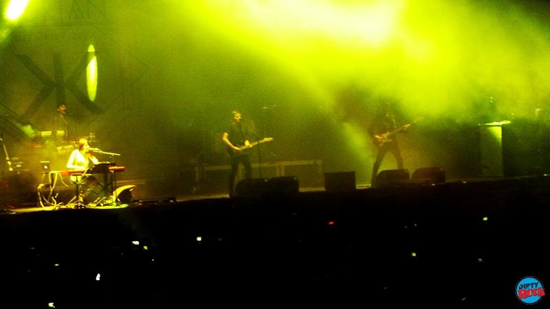 Dorian en el Low Festival Benidorm 28 julio 2017