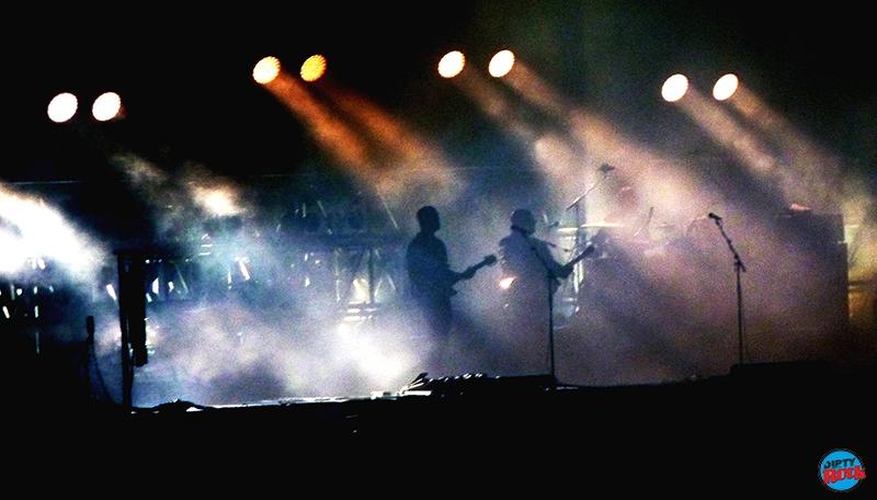 Pixies en el Low Festival 28 julio 2017 Benirdorm