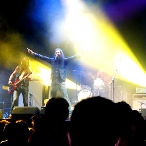 Corizonas en el Low Festival Benidorm 28 julio 2017