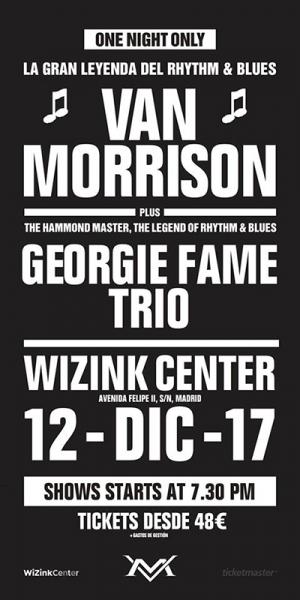 Van Morrison anuncia nuevo disco Roll With The Punches y concierto en Madrid