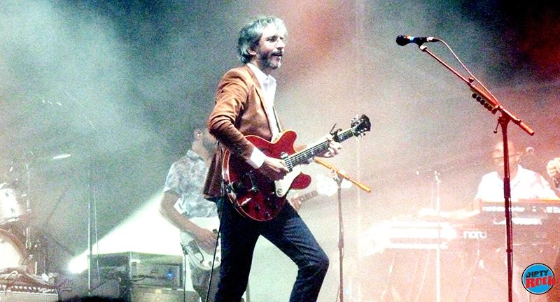 Xoel López  en el Low festival 2017