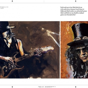 Ronnie Wood Artist nuevo libro 2017.10