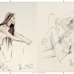 Ronnie Wood Artist nuevo libro 20172