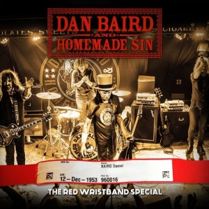 Dan Baird and Homemade Sin publican nuevo disco The Red Wristband Special
