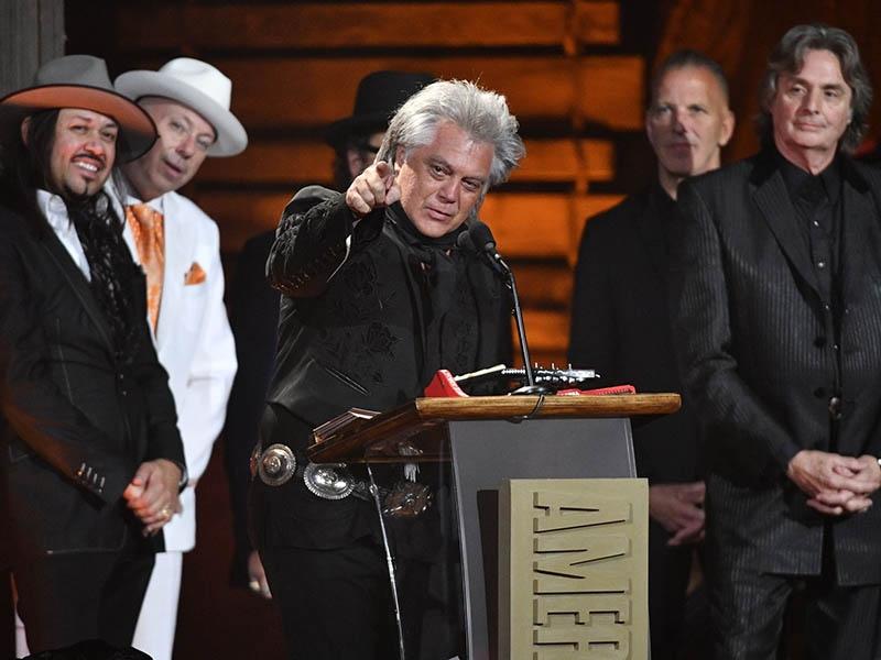 Sturgill Simpson y John Prine triunfan en los premios de la Americana Music 2017.4