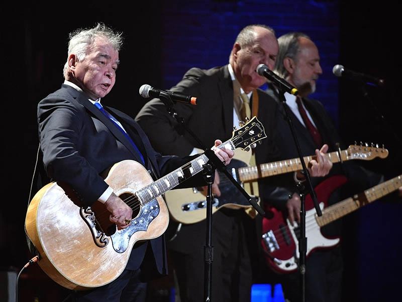 Sturgill Simpson y John Prine triunfan en los premios de la Americana Music 2017