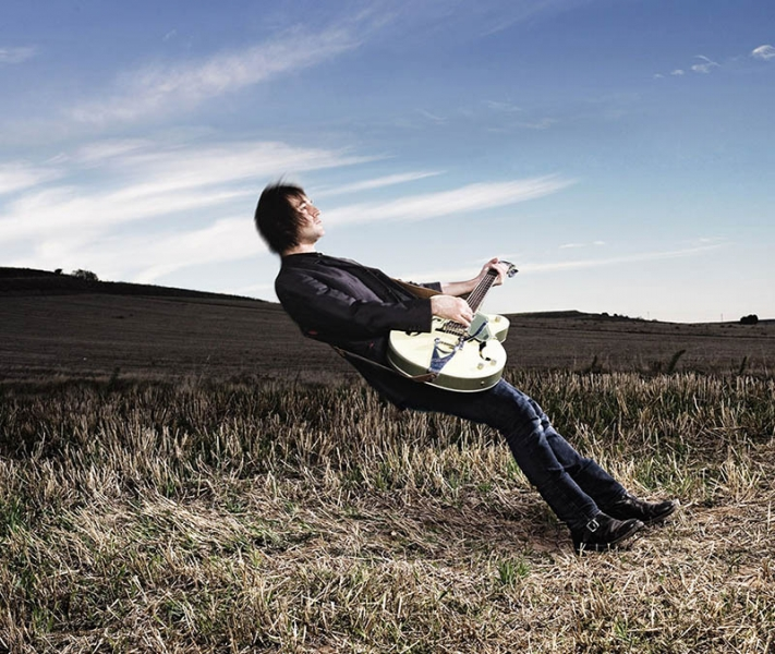 Entrevista Igor Paskual guitarrista Loquillo