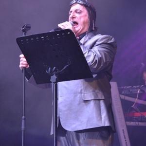 La Orquesta Mondragón Anda suelto Satanás concierto.3