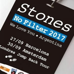 40x5 Tributo Bar Barcelona 2017 Rolling Stones