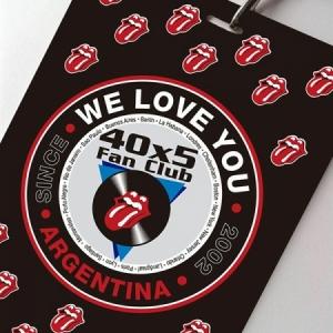 40x5 Tributo Barcelona Stones