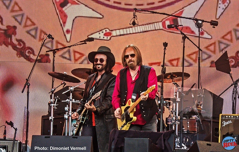 Tom Petty ha muerto 2017 Londres