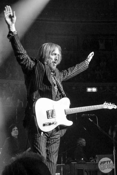 Tom Petty ha muerto 2017.6