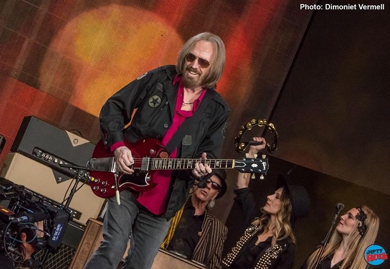 Tom Petty ha muerto 2017