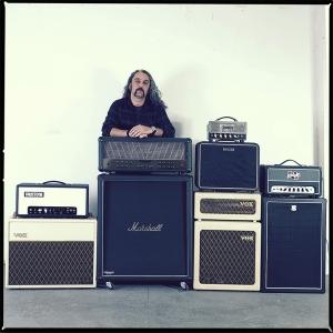 RH & AMPLIS DE GUITARRA