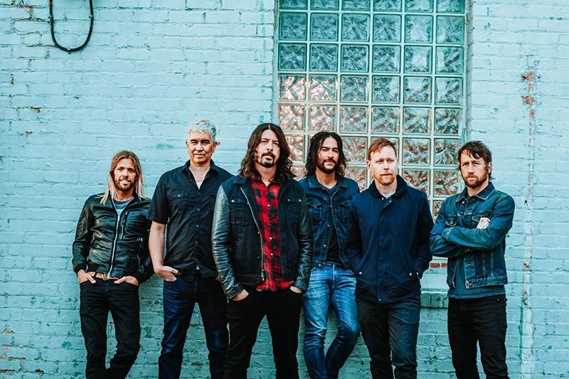 Foo Fighters anuncian conciertos en Inglaterra