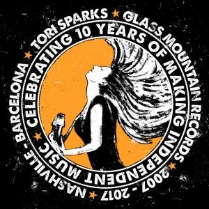 Glass Mountain Records cumple 10 años. Tori Sparks en concierto en Barcelona