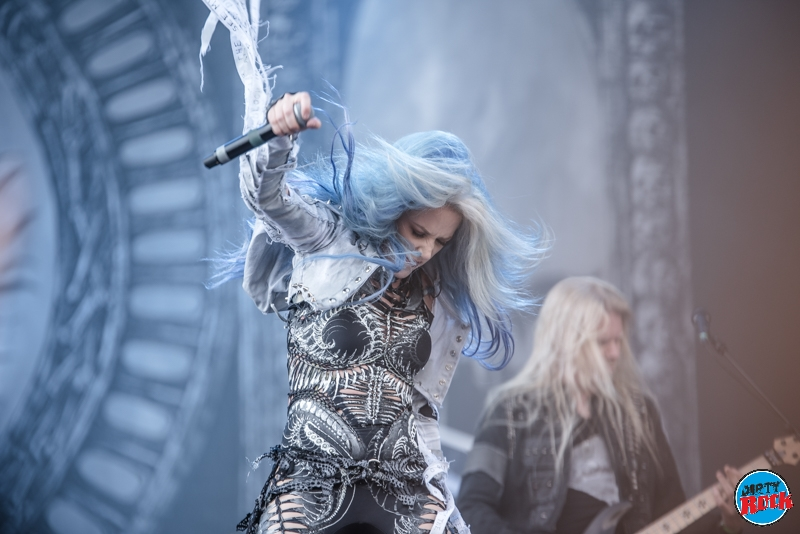 Arch Enemy Resurrection Fest 2017