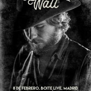 Colter Wall anuncia conciertos en Madrid y Barcelona