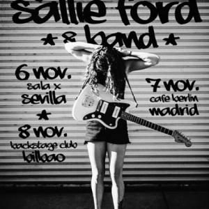Sallie Ford anuncia nuevo disco Soul Sick y gira española