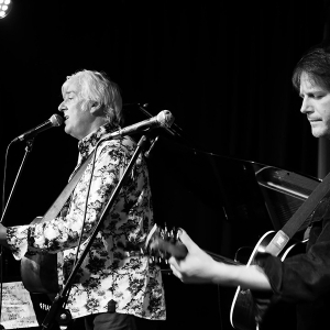 Robyn Hitchcok y Luther Russsell Madrid.10