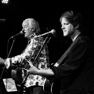 Robyn Hitchcok y Luther Russsell Madrid.11