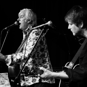 Robyn Hitchcok y Luther Russsell Madrid.12
