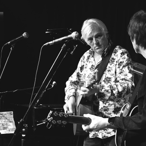 Robyn Hitchcok y Luther Russsell Madrid.14