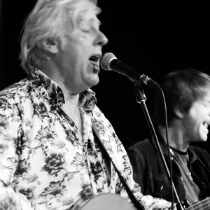 Robyn Hitchcok y Luther Russsell Madrid.9