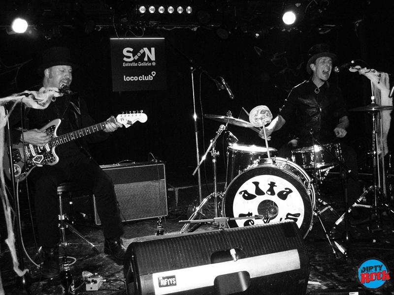 Thee Gravemen y su Horror Trash Garage y Rock'N'Roll.3