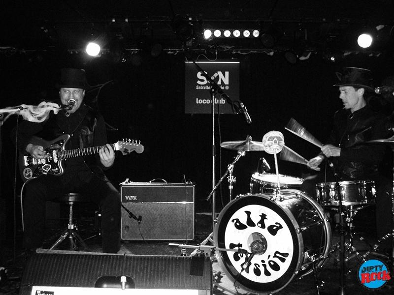 Thee Gravemen y su Horror Trash Garage y Rock'N'Roll