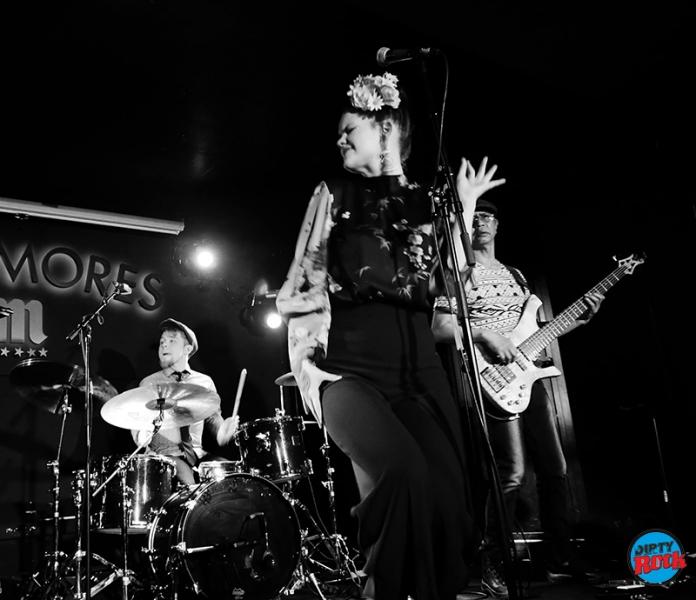 Ina Forsman, la nueva voz del Soul y Blues Madrid.15