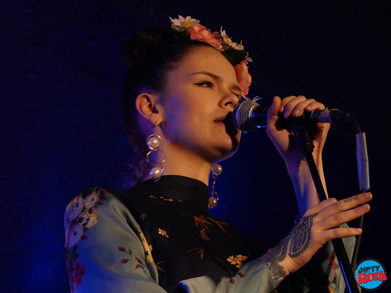 Ina Forsman, la nueva voz del Soul y Blues Madrid.3