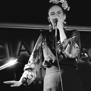Ina Forsman, la nueva voz del Soul y Blues Madrid.12