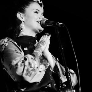 Ina Forsman, la nueva voz del Soul y Blues Madrid.16