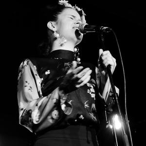 Ina Forsman, la nueva voz del Soul y Blues Madrid.17
