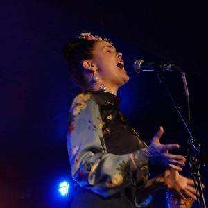 Ina Forsman, la nueva voz del Soul y Blues Madrid.5
