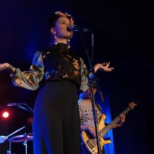 Ina Forsman, la nueva voz del Soul y Blues