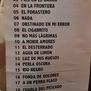 Juan Perro Madrid Teatro Rialto 2017.