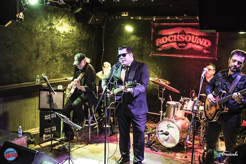 Augie Burr & ETB Barcelona Roy Orbison.4