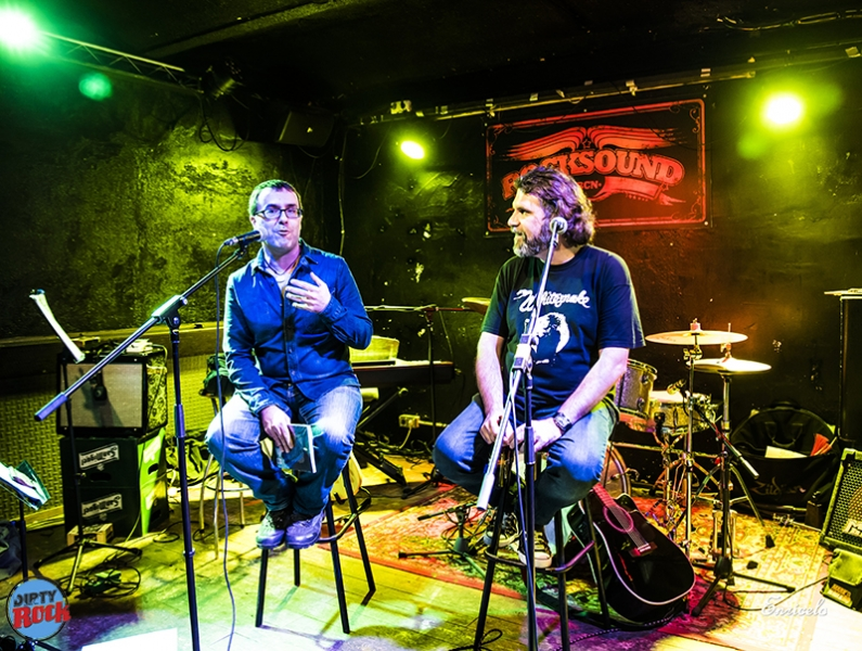 Federico Navarro y Xavi Martínez Barcelona