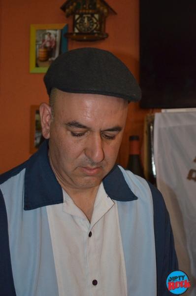 Fernando Lavado celebrando 30 años.