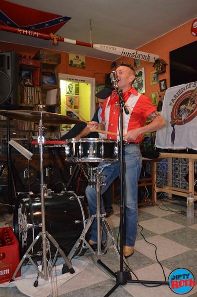 Fernando Lavado celebrando 30 años.1