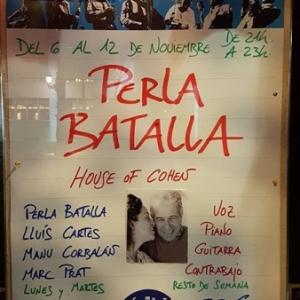 Perla Batalla Madrid 2017