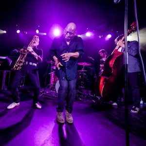 Barrence Whitfield and Mambo Jambo Barcelona Apolo