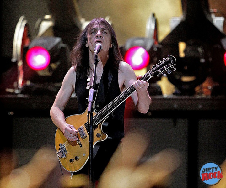 Malcolm Young Dirty Rock Magazine