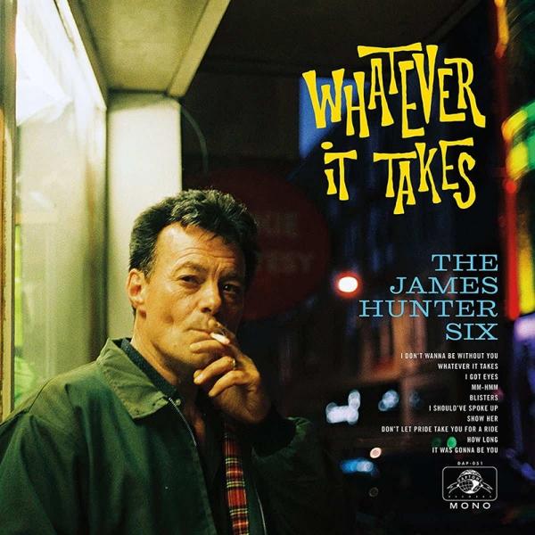 The James Hunter Six presentará su nuevo disco Whatever It Takes en España marzo 2018