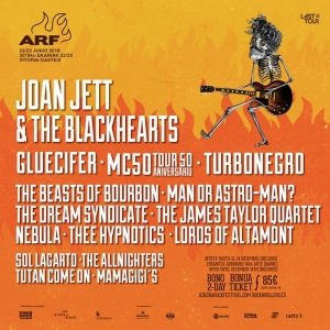 Gluecifer al Azkena Rock Festival con fecha exclusiva